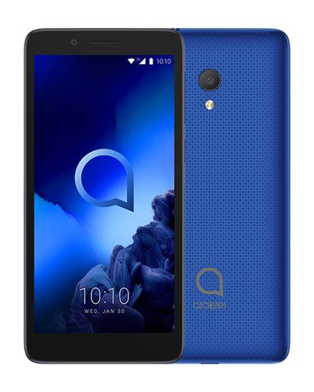 Immagine di ALCATEL SMARTPHONE 1C 2019 DUAL SIM 5 3GB ANDROID GO EDITION QUAD CORE 8GB MICROSD 32GB ENAMEL BLUE