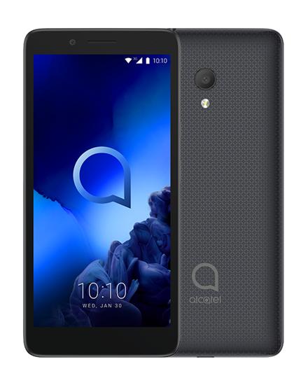 Immagine di ALCATEL CELLULARE GSM 1C 2019 DUAL SIM 5 3GB ANDROID GO EDITION QUAD CORE 8GB MICROSD 32GB VOLCANO BLACK