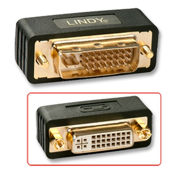 Immagine di LINDY PORT SAVER DVI-I DUAL LINK