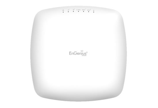 Immagine di ENGENIUS ACCESS POINT MANAGED INDOOR TRI BAND 11ac Wave2 400+867+867Mbps 2T2R 2xGbE PoE.af 6x3dBi ia
