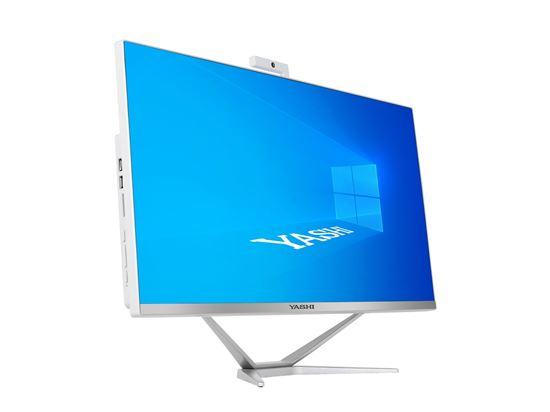 Immagine di YASHI PC AIO PIONEER S I5 8400 4GB 240GB SSD 24 WIN 10 PRO ENT.