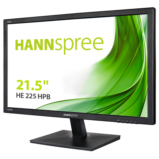 "Immagine di HANNSPREE MONITOR 21,5"" LED 16:9 1920X1080 6,5MS 250 CD/M VGA/HDMI MULTIMEDIALE"
