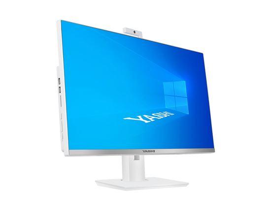 Immagine di YASHI PC AIO QUANTUM S  I3 8100 8GB 240GB SSD 24 WIN 10 PRO ENT.