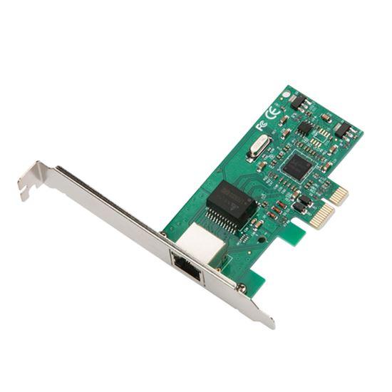 Immagine di I-TEC SCHEDA DI RETE PCIe GIGABIT ETHERNET CARD 1000/100/10 Mbps