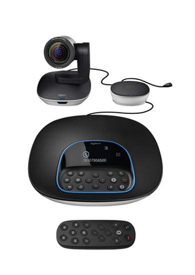 Immagine di LOGITECH GROUP SISTEMA VIDEOCONFERENCE 1920X1080 30FPS USB