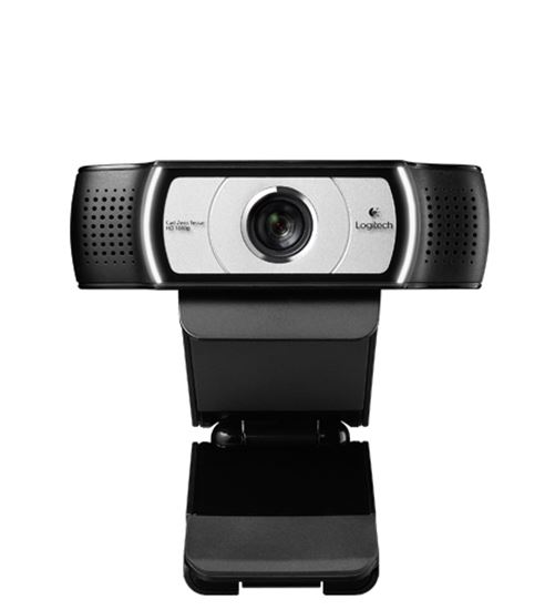 Immagine di LOGITECH WEBCAM C930E 1920 X 1080 PIXEL  30 FPS ZOOM 4X