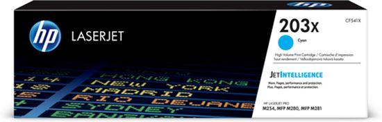 Immagine di HP TONER CIANO 203X PER LJ PRO M254/ MFP M280/281 ALTA CAPACITA 2500 PAG