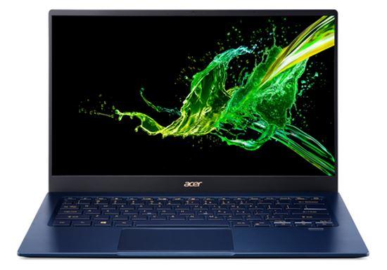 Immagine di ACER NB SF514-54T-7407 I7-1065 16GB 512GB SSD 14 FHD IPS TOUCH WIN 10 HOME BLU