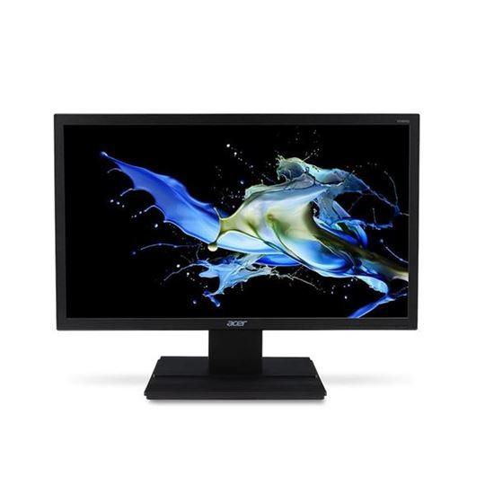 """Immagine di ACER MONITOR 23,6"""" TN 16:9 FHD 300CDM 5MS VGA/DVI/HDMI MULTIMEDIALE"""