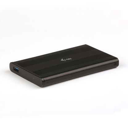 Immagine di I-TEC BOX ESTERNO ADVANCE 2,5 HDD USB 3.0 BLACK