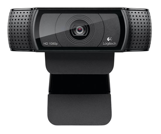 Immagine di LOGITECH WEBCAM PRO C920 USB FULL HD AUTOFOCUS E MICROFONO