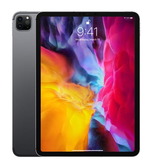 Immagine di APPLE IPAD PRO 11 INCH WIFI+CELLULAR 128GB SPACE GREY