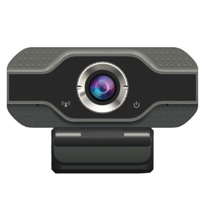 Immagine di ENCORE WEBCAM FULL HD 1920X1080P A 30FPS, CAVO USB 2.0 LUNGO 1.5M, LENTE 4P