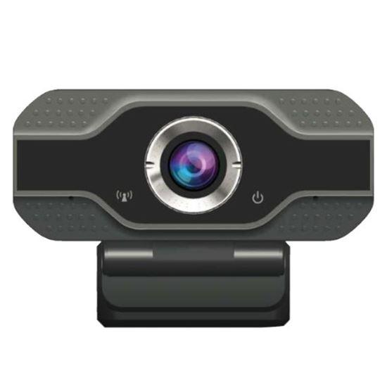 Immagine di ENCORE WEBCAM FULL HD 1920X1080P A 30FPS, CAVO USB 2.0 LUNGO 1.5M, LENTE 4P