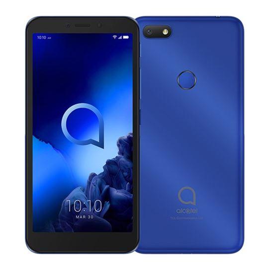 Immagine di ALCATEL SMARTPHONE DUAL SIM 1V 5,5 4G 16GB MICROSD 128GB ANDROID PIE GO EDITION METALLIC BLUE