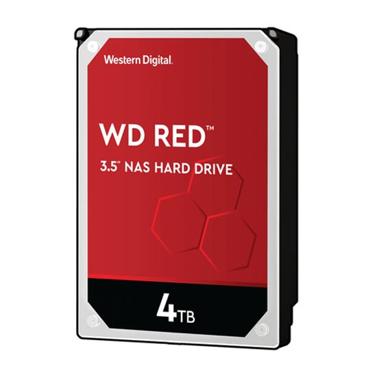 "Immagine di WESTERN DIGITAL HDD 4TB 3,5"" SATAIII 64MB CACHE INTELLIPOWER"