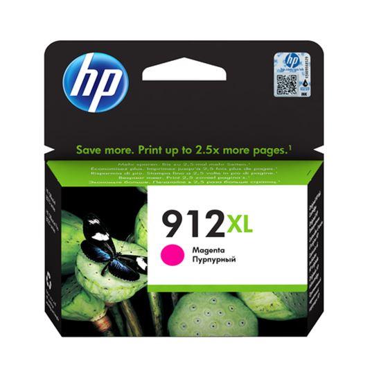 Immagine di HP CART. INK MAGENTA N. 912XL PER OFFICEJET 8012, 8013, 8014, 8015, 8022, 8024, 8025, 8035