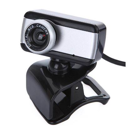 Immagine di ENCORE WEBCAM HD CON MICROFONO 640X480, 30FPS, SENSORE CMOS, CAVO USB 1.8M