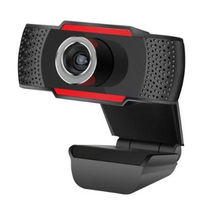 Immagine di ENCORE WEBCAM HD CON MICROFONO 1280X720, 30 FPS, SENSORE CMOS, CAVO USB 1.5M