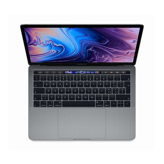 Immagine di APPLE NB MACBOOK PRO WITH TOUCH BAR I5 8TH 512GB SSD 13 SPACE GREY
