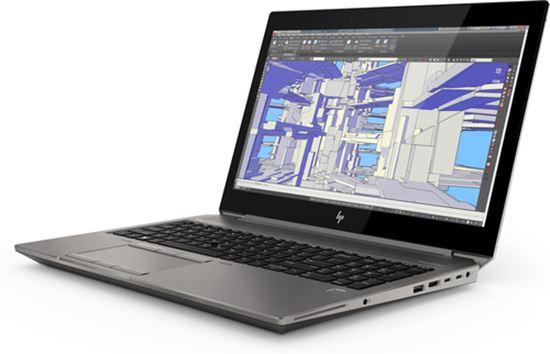 Immagine di HP NB ZBOOK 15 G6 XEON E-2286 32GB 512GB SSD 15,6 QUADRO T2000 4GB WIN 10 PRO