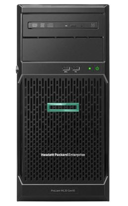 Immagine di HPE SERVER TOWER ML30 GEN10 E-2224 4CORE 3,4GHZ, 16GB RAM