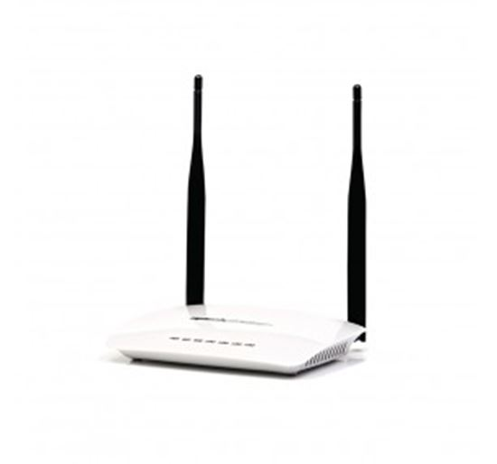 Immagine di MACHPOWER ROUTER WIRELESS 2.4GHz 300Mbps, PORTE: 1xWAN + 4xLAN 10/100M