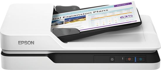 Immagine di EPSON SCANNER DOCUMENTALE DS-1630 POWER PDF 1200 DPI USB