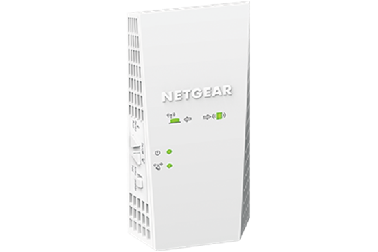 Immagine di NETGEAR RANGE EXTENDER WI-FI EX6250 AC1750, 802.11AC/AX/A/B/G/N, TECNOLOGIA SMART ROAMING, COMPATIBILE CON APP NIGHTHAWK