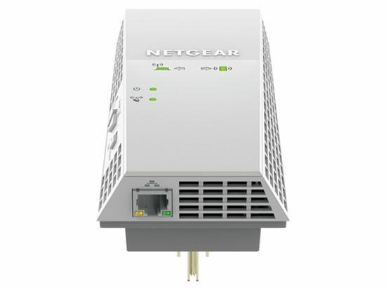 Immagine di NETGEAR RANGE EXTENDER WI-FI EX6240 WI-FI AC1900, 802.11AC/AX/A/B/G/N, TECNOLOGIA SMART ROAMING, COMPATIBILE CON APP NIGHTHAWK