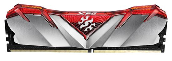 Immagine di ADATA RAM GAMING XPG SPECTRIX D41 DDR4 3000MHZ CL16-20-20 8GB RED