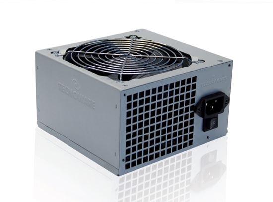 Immagine di TECNOWARE ALIMENTATORE ATX FREE SILENT 650 W, VENTOLA 120MM, 2xSATA, 1x24 POLI, 1x12 V, 4+4 POLI, 2xMOLEX, 1xFLOPPY, SINGLE BOX
