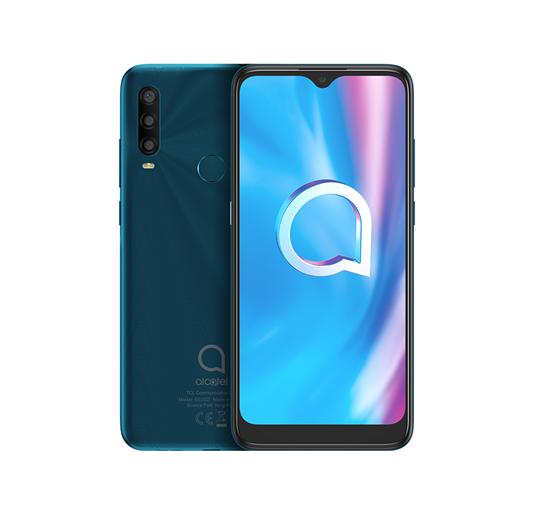 Immagine di ALCATEL SMARTPHONE 1SE DUAL SIM 6,22 ANDROID 10 Q 3GB 32GB AGATE GREEN
