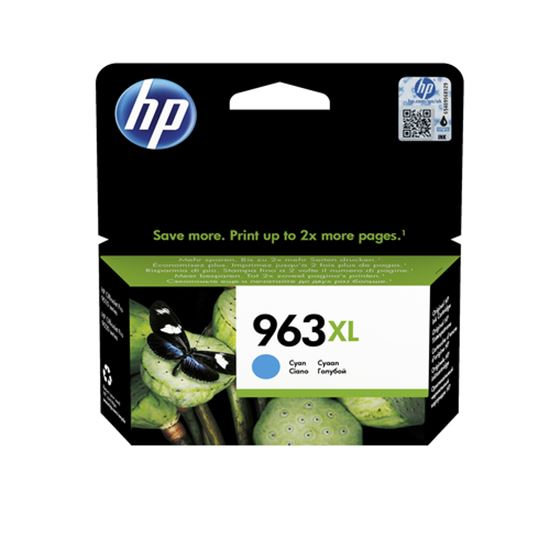 Immagine di HP CART. INK CIANO 963 XL