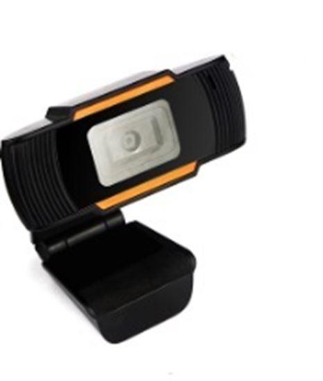 Immagine di LINK WEBCAM USB CON MICROFONO INCORPORATO, HD 1280X720P, 30FPS, CAVO USB 2.0 LUNGHEZZA 1.5M, AUTOBILANCIAMENTO, PLUG AND PLAY