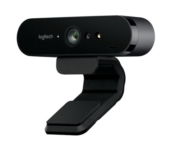 Immagine di LOGITECH WEBCAM BRIO ULTRA HD 4K RIGHTLIGHT 3 CON HDR