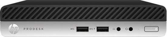 Immagine di HP PC PRODESK 405 G4 RYZEN 5 PRO 2400GE 8GB 512GB SSD WIN 10 PRO