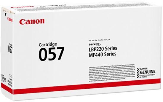 Immagine di CANON TONER NERO 057 PER IMAGECLASS MF449X / LBP223DW / LBP226DW
