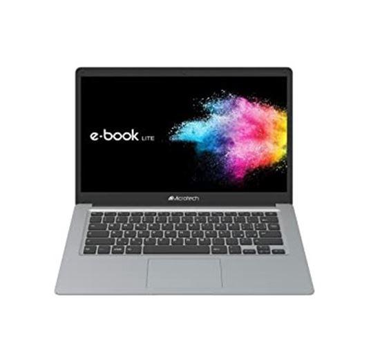 Immagine di MICROTECH NB ULTRABOOK E-BOOK LITE N4000 4GB 64GB SSD 14,1 WIN 10 PRO
