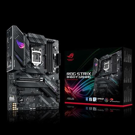 Immagine di ASUS MB ROG STRIX B460-F GAMING 1200 4DDR4 HDMI DP