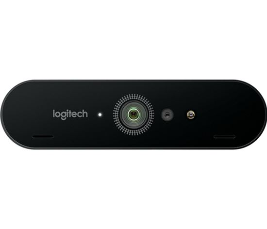 Immagine di LOGITECH WEBCAM BRIO STREAMCAM 4K 2160P/30FPS, HDR, ZOOM 5X, USB