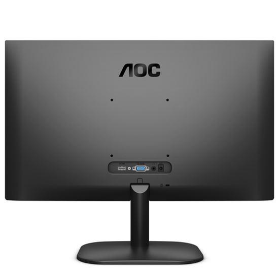 Immagine di AOC MONITOR 23,8 LED IPS FHD 16:9 250CD/M 75HZ VGA/HDMI