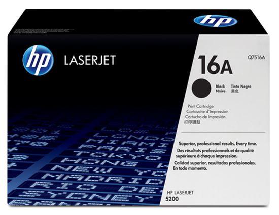 Immagine di HP TONER 5200 NERO 12.000 PAGINE