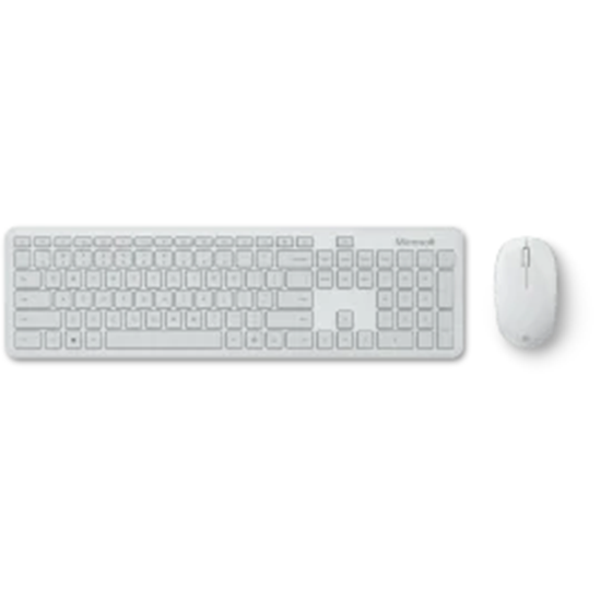 Immagine di MICROSOFT KIT DESKTOP TASTIERA+MOUSE BLUETOOTH, BIANCO, COMPATIBILE WINDOWS/IOS/MAC OS/ANDROID