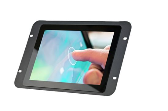 Immagine di HANNSPREE MONITOR TOUCH OPEN FRAME - 10.1 1280X800 16:10 H/V 170/160 800:1  350CD/M MULTI-TOUCH VGA DVI-D USB