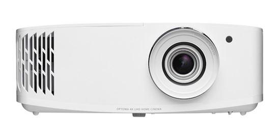 Immagine di OPTOMA VIDEOPROIETTORE DLP 3400 LUMEN 4K UHD VGA/HDMI