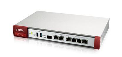 Immagine di ZYXEL FIREWALL 4 PORTE GIGABIT, 2 PORTE USB, FIREWALL INTEGRATO, SUPPORTO VPN, PORTA CONSOLE DB-9