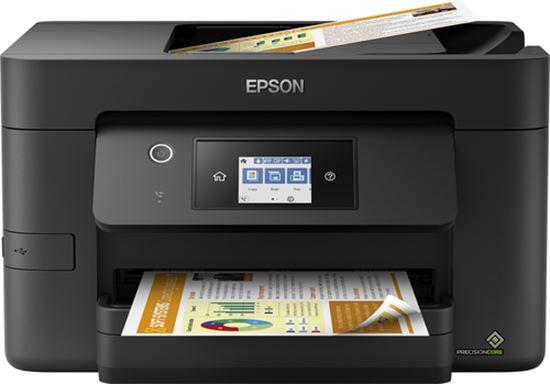 Immagine di EPSON MULTIF. INK WF-3820DWF A4 COLORI 10PPM 4800X2400DPI FRONTE/RETRO USB/LAN/WIFI/ETHERNET - 4 IN 1