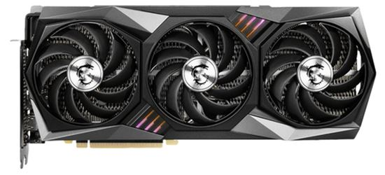 Immagine di MSI VGA GEFORCE RTX 3090 GAMING X TRIO 24G GDDR6X 3XDP/HDMI