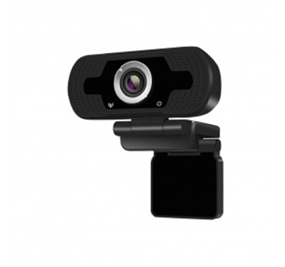 Immagine di MACHPOWER WEBCAM 4MP 2560X1440, 15 FPS, MICROFONO INTEGRATO, RIDUZIONE RUMORE, USB, PLUG AND PLAY